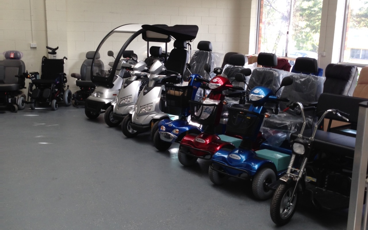 A Look At Affordable Mobility Aids